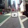 Video: Bike Ride Down Broadway