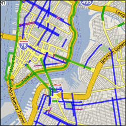 Bike Nyc Map NYC Bike Maps