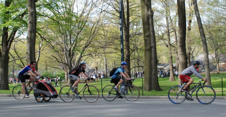 Central Park  Bicycles DSC_0093