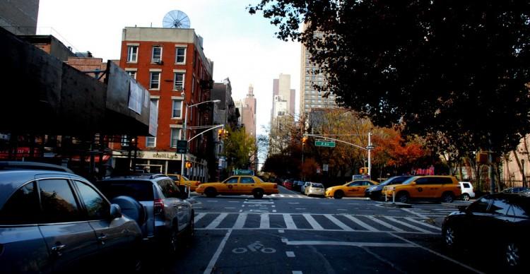Manhattan Bike Lane DSC_0473