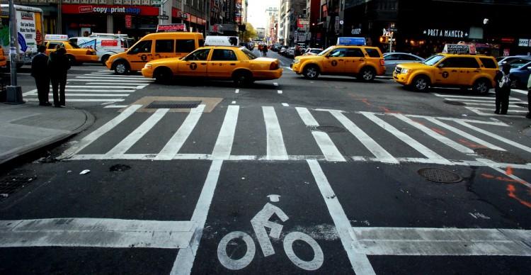 Manhattan Bike Lane DSC_0488