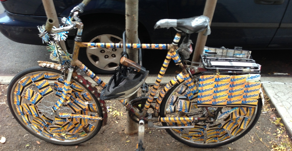 Metrocard Bicycle 2012-12-02 15.16.32