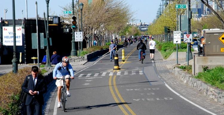 West Side Greenway in Manhattan  DSC_0028
