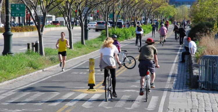 West Side Greenway in Manhattan DSC_0032