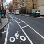 bleeker-street-bike-lane-12312007
