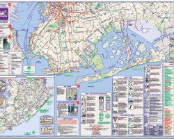 Get the New 2008 Printed NYC Bike Map