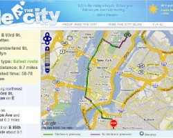 Ride the City:  Bicycle Routing for NYC
