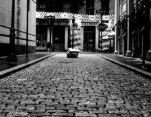New York City's Cobblestones