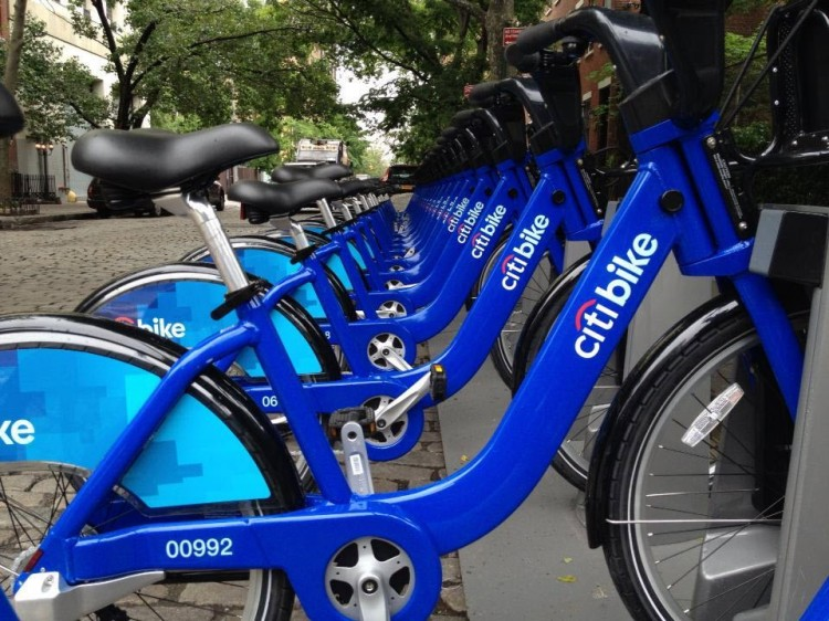 citi-bikes-on-cobbles