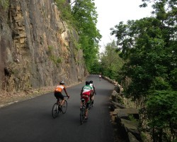 Henry Hudson Drive aka River Road Map