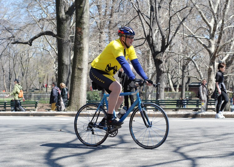 15 Minutes In Central Park  April 5th 2009 (4)