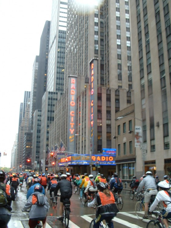 2005 Five Boro Bike Tour (10)