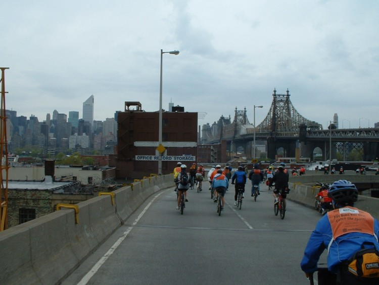 2005 Five Boro Bike Tour (27)