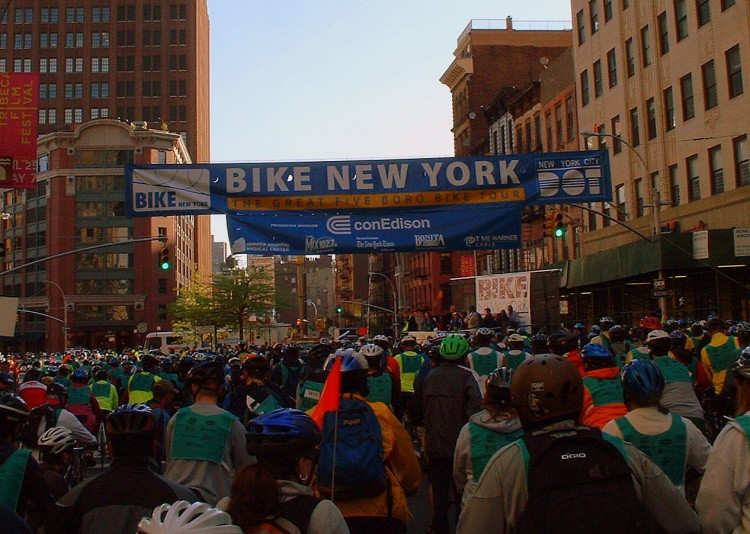 2006 Five Boro Bike Tour (2)