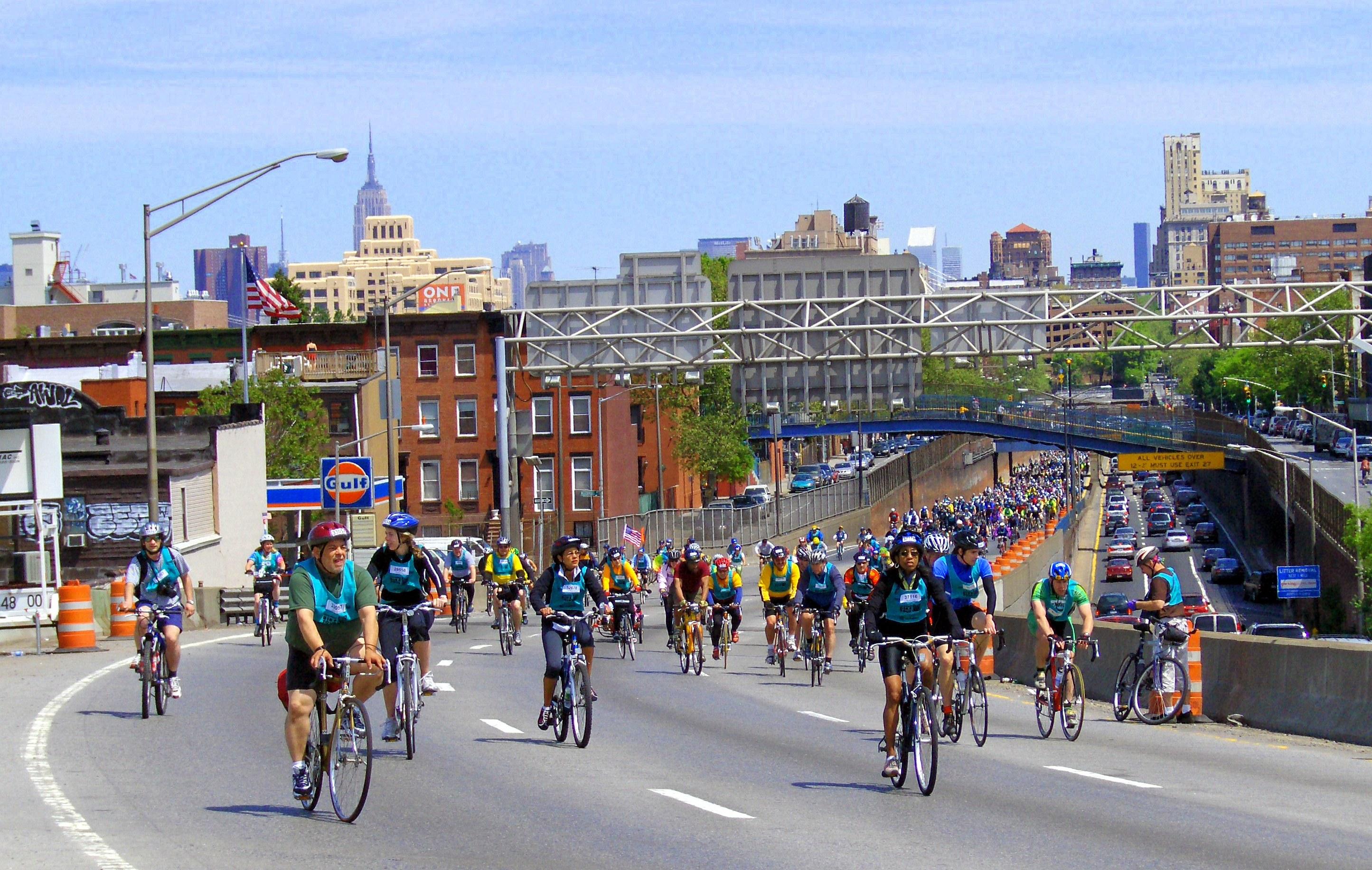 2006 Five Boro Bike Tour 44