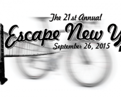 Escape New York 2015: September 26th, 2015