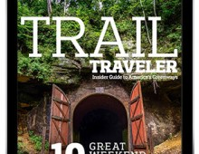 Trail Traveler:  New Digital Magazine From The Raills-To-Trails Conservancy