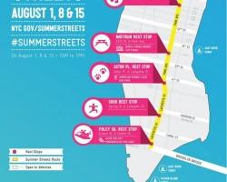 Summer Streets 2015