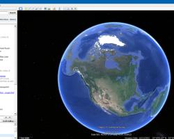 Google Earth NYC Bike Map