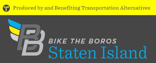 Bike the Boros Staten Island 2016 Sunday April 17th NYC Bike Maps