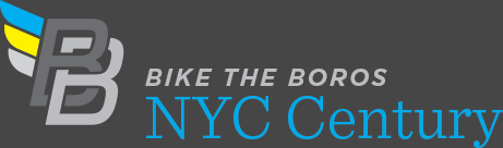 Bike the Boros: NYC Century Bike Tour 2016 – Saturday, September 10th