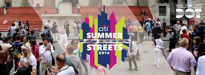 summer streets 2016
