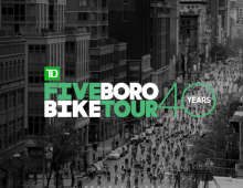 Five Boro Bike Tour 2017 – Sunday May 7th