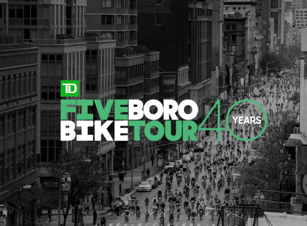 Five Boro Bike Tour 2017 Sunday May 7th