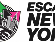 Escape New York:  Saturday, September 26, 2009