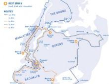 NYC Century Bike Tour:  September 13th 2009