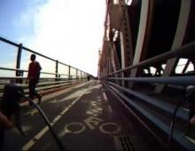 Video:  Bike Ride Across The Queensboro Bridge