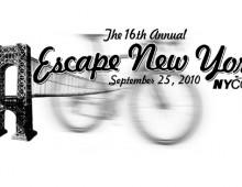 Escape New York: Saturday, September 25th 2010