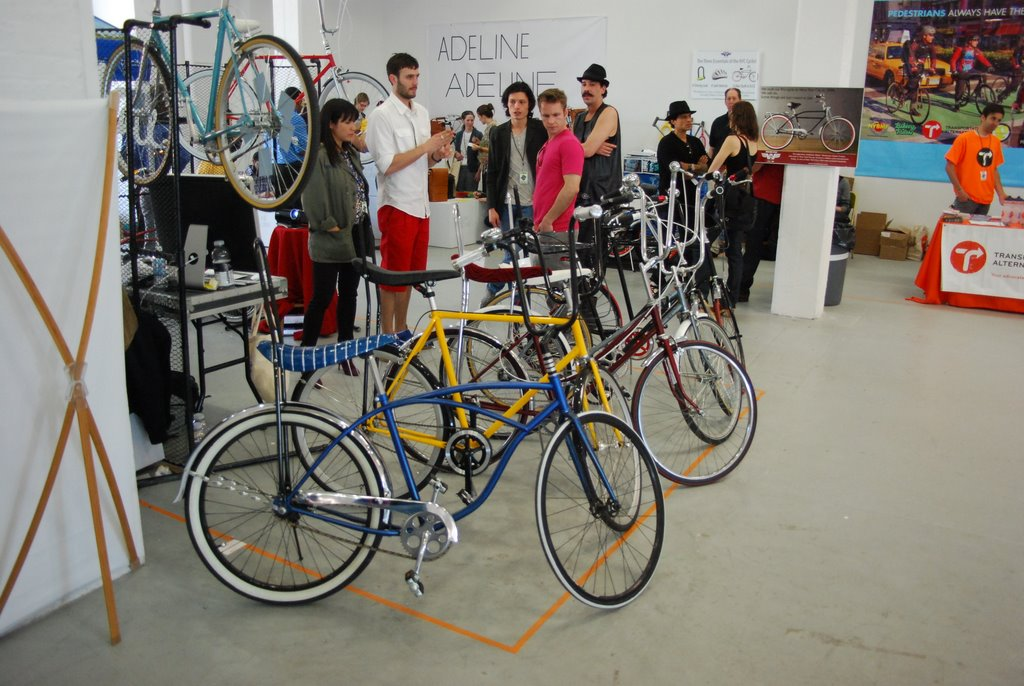 New Amsterdam Bicycle Show 2011