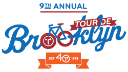 Tour de Brooklyn 2014:  Sunday June 1st