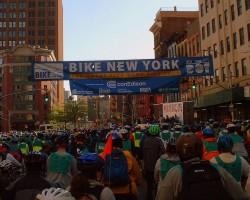 2009 Five Boro Bike Tour: Sunday May 3rd