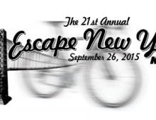 Escape New York 2015: September 26th, 2015