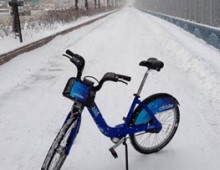 Citi Bike:  One Month In.  A Review and Recap