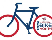 May is Bike Month: 2015