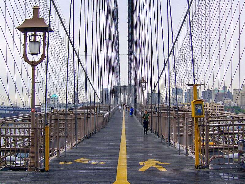 Brooklyn Bike Paths, Bike Lanes & Greenways