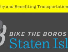 Bike the Boros: Staten Island 2016 – Sunday April 17th