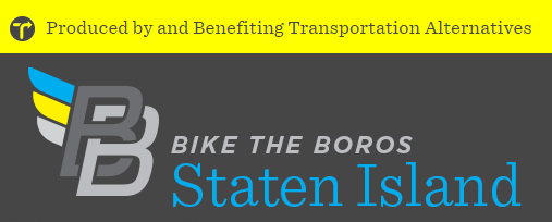 Bike the Boros: Staten Island 2016 – Sunday April 17th
